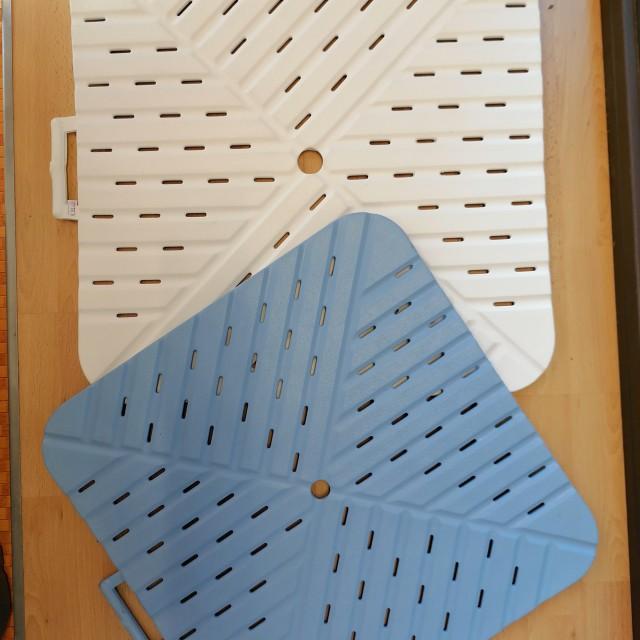 immagine: tappeti antiscivolo doccia - antimuffa-antibatterici , disponibili in varie misure e colori